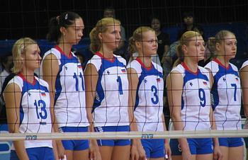2005WG/ロシア・出場不可: 女子...